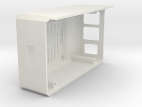 Apple //e System Saver - Base in White Natural Versatile Plastic