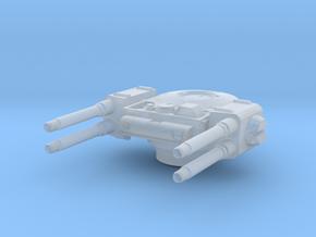 quad_turret in Smoothest Fine Detail Plastic