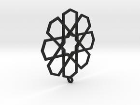 Earrings Tivoli Byzanth in Black Premium Strong & Flexible