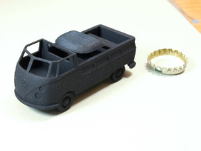 1/48 VW Type 26 in Black Natural Versatile Plastic