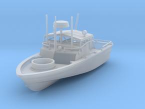 1/87 US Navy Vietnam Era Patrol Boat River (PBR) in Smooth Fine Detail Plastic
