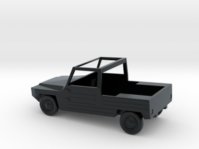 1/72 Citroen NAMCO Pony in Black Hi-Def Acrylate