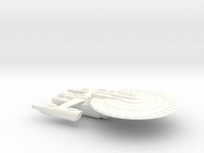USS Olympus in White Processed Versatile Plastic