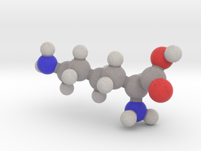 L-lysine in Full Color Sandstone