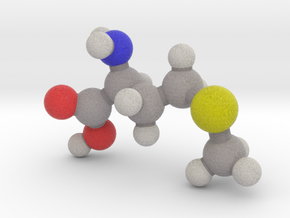 L-methionine in Full Color Sandstone