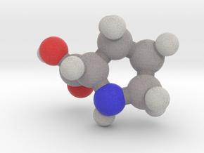 L-proline in Full Color Sandstone