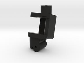 Traxxas Front Lowering Kit Neg15Deg Single LH in Black Strong & Flexible