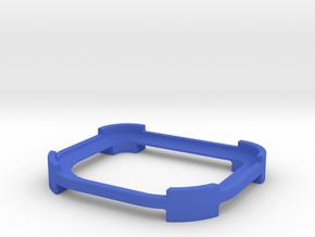 Retainer Stand in Blue Processed Versatile Plastic