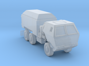 M1087 Up Armored Van 1:220 scale in Smooth Fine Detail Plastic