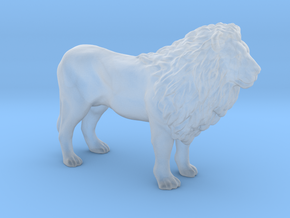 Printle Thing Lion - 1/64 in Smooth Fine Detail Plastic