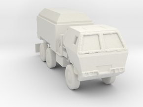 M1087 Up Armored Van 1:285 scale in White Strong & Flexible