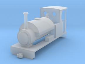 "SK03 - ""Mongrel"" OO9 Steam Locomotive in Smooth Fine Detail Plastic"