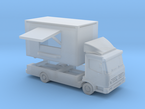 Foodtruck - 1:220 in Smooth Fine Detail Plastic