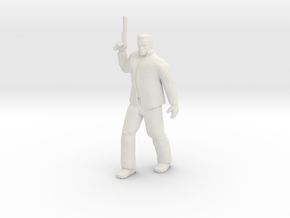 Printle V Homme 1069 - 1/32 - wob in White Natural Versatile Plastic
