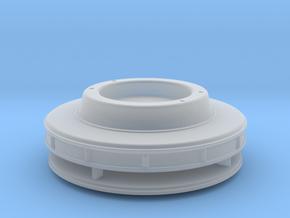 Castor 1:25 Baugruppe #4 (Reflektor) in Smooth Fine Detail Plastic