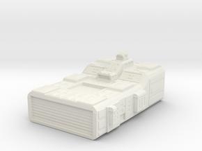 Assault Transport in White Natural Versatile Plastic
