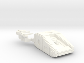 CrossBow Infantry Support Vehicle  in White Processed Versatile Plastic