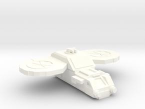 Peregrine Sky Chopper in White Processed Versatile Plastic