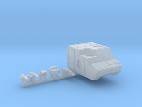 M3L 'Marauder' Tank in Smooth Fine Detail Plastic