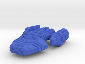 Manticore2 in Blue Processed Versatile Plastic