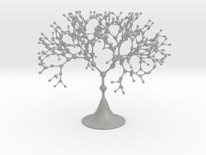 Nodal Fractal Tree in Aluminum