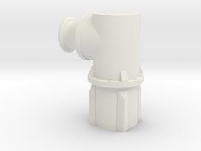 Capstan 1:100 in White Natural Versatile Plastic