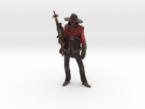 Star sniper in Full Color Sandstone