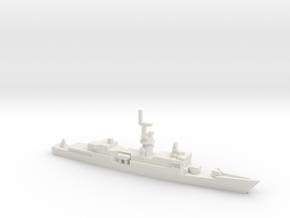 Knox-class Frigate (1980), 1/1800 in White Natural Versatile Plastic