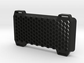 30° Egg Crate/Honeycomb for The Tile Light in Black Natural Versatile Plastic