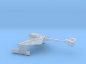 3125 Scale Klingon D7K Refitted Battlecruiser WEM in Smooth Fine Detail Plastic