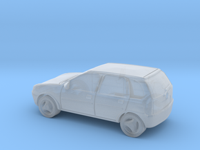 Opel Corsa (N 1:160) in Smoothest Fine Detail Plastic