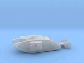 1/100 Mk.I Female tank in Smooth Fine Detail Plastic