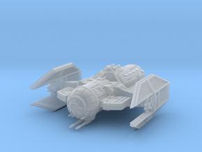 1/270 TIE Warden Gunboat in Smooth Fine Detail Plastic