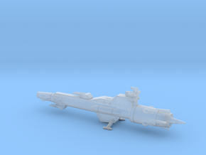 Geary class Destroyer (68mm) in Smooth Fine Detail Plastic