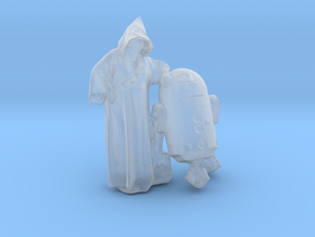 Printle V Homme 1049 - 1/72 - wob in Smooth Fine Detail Plastic