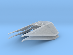1/144 TIE Interceptor Wing Set of 2 in Smooth Fine Detail Plastic