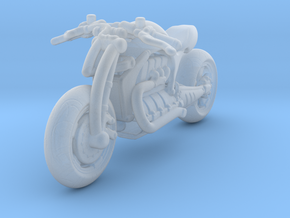 Concept Motorcycle   1:87 in Smooth Fine Detail Plastic