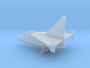 Ryan X-13 Vertijet in Smooth Fine Detail Plastic: 6mm