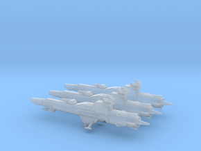 Geary Destroyer Squadron in Frosted Ultra Detail