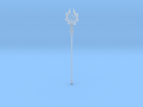 Staff of Spells in Smooth Fine Detail Plastic