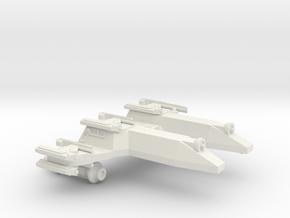 3125 Scale LDR PF/Gunboat Tender CVN in White Natural Versatile Plastic