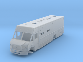 1/160 Philadelphia LDV HazMat 2 in Smooth Fine Detail Plastic