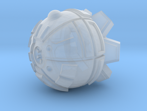 Terran (TFN) Escort in Smooth Fine Detail Plastic