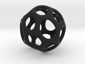 Gaia-20 (from $18.90) in Black Premium Versatile Plastic