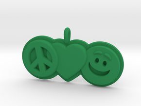 40-PLH-icons in Green Strong & Flexible Polished: Small