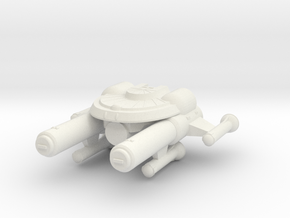 3125 Scale Seltorian Strike Carrier (CVS) MGL in White Natural Versatile Plastic