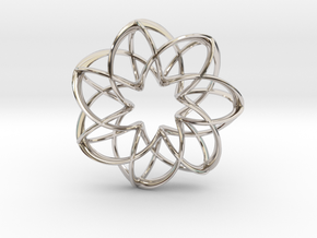 Magic-7s2 (from $12) in Rhodium Plated Brass