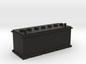Battery Type2 - 1/10 in Black Natural Versatile Plastic