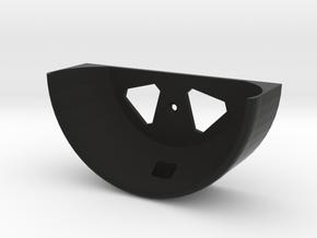 Google Home Mini Wall Mount in Black Natural Versatile Plastic