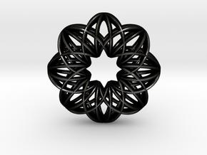 Magic-8h (from $12) in Matte Black Steel